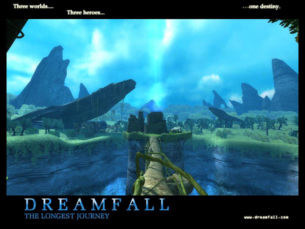 Games Wallpaper: Dreamfall