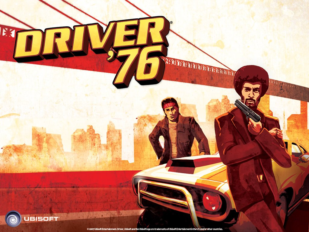 Games Wallpaper: Driver 76