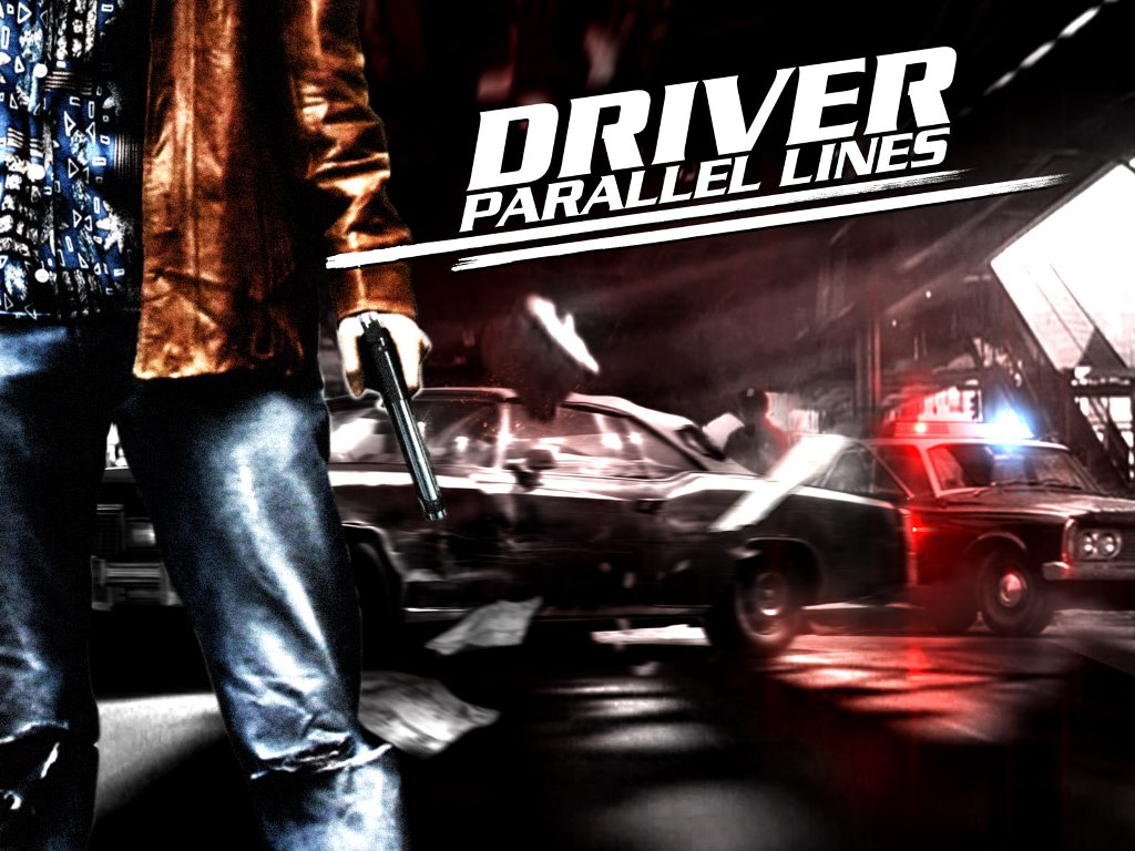 Games Wallpaper: Driver - Parallel Lines