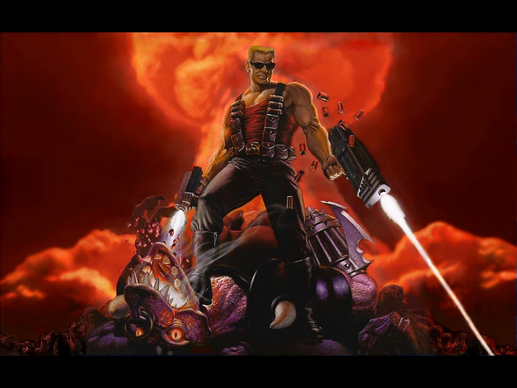 Games Wallpaper: Duke Nukem 3D