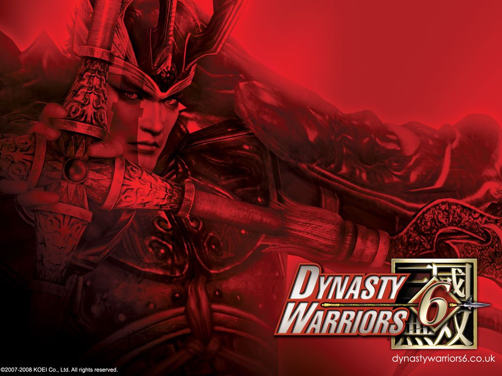 Games Wallpaper: Dynasty Warriors 6