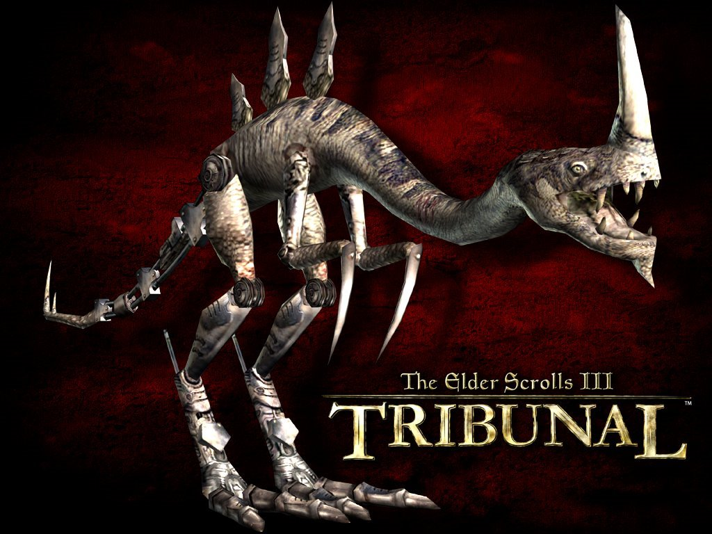 Games Wallpaper: Morrowind (Tribunal)