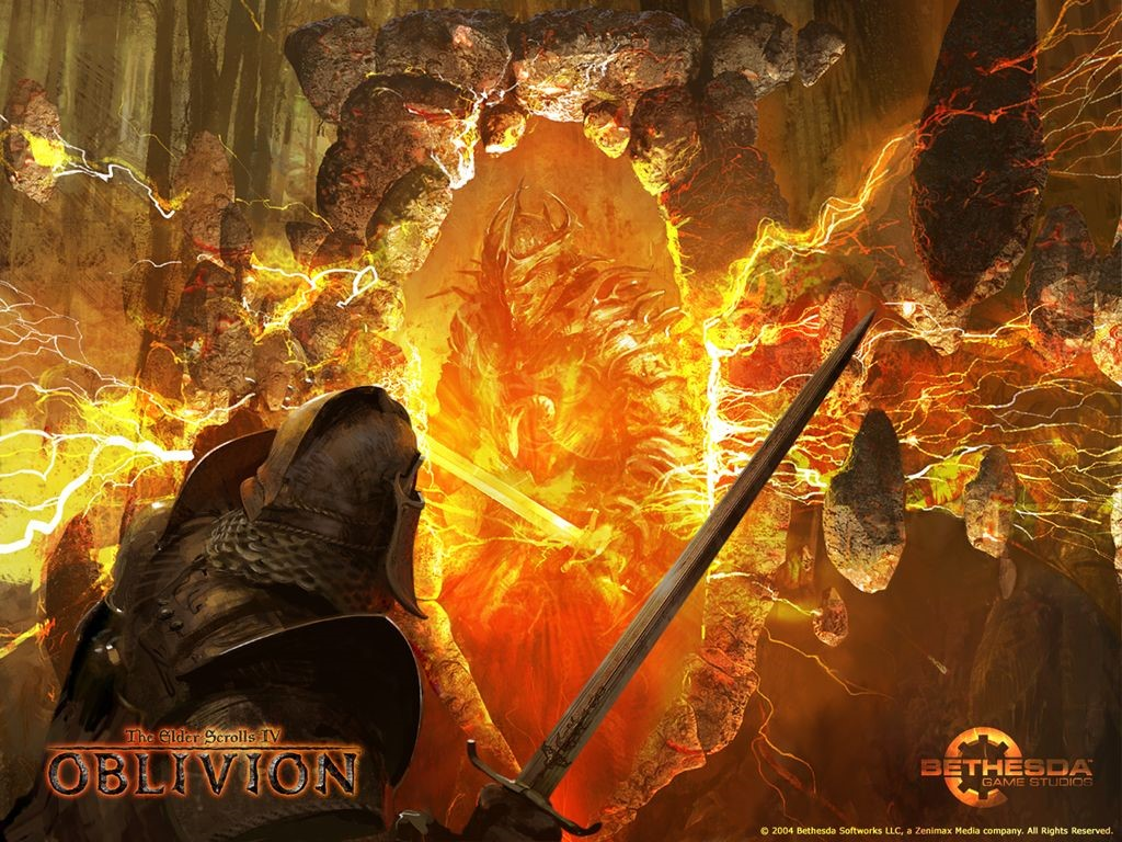 Games Wallpaper: Elder Scrolls IV - Oblivion