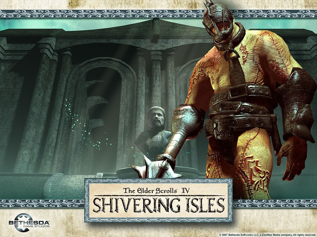 Games Wallpaper: The Elder Scrolls Oblivion - The Shivering Isles