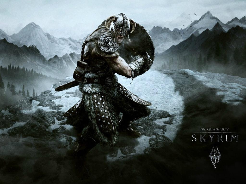 Games Wallpaper: The Elder Scrolls V - Skyrim