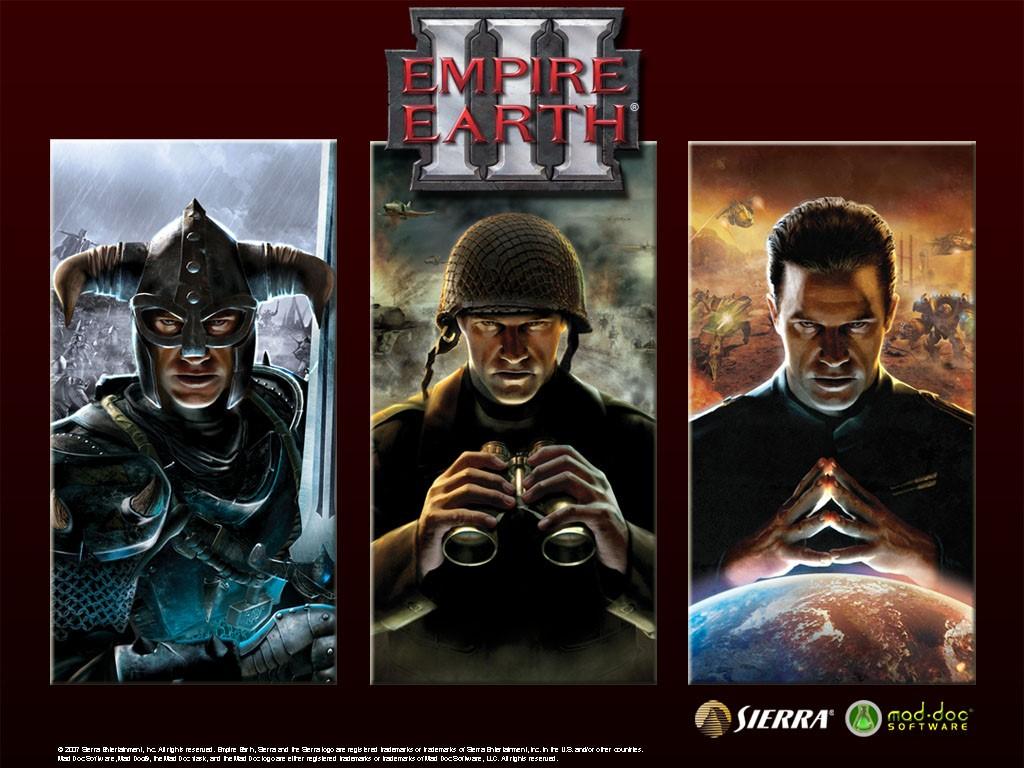 Games Wallpaper: Empire Earth III