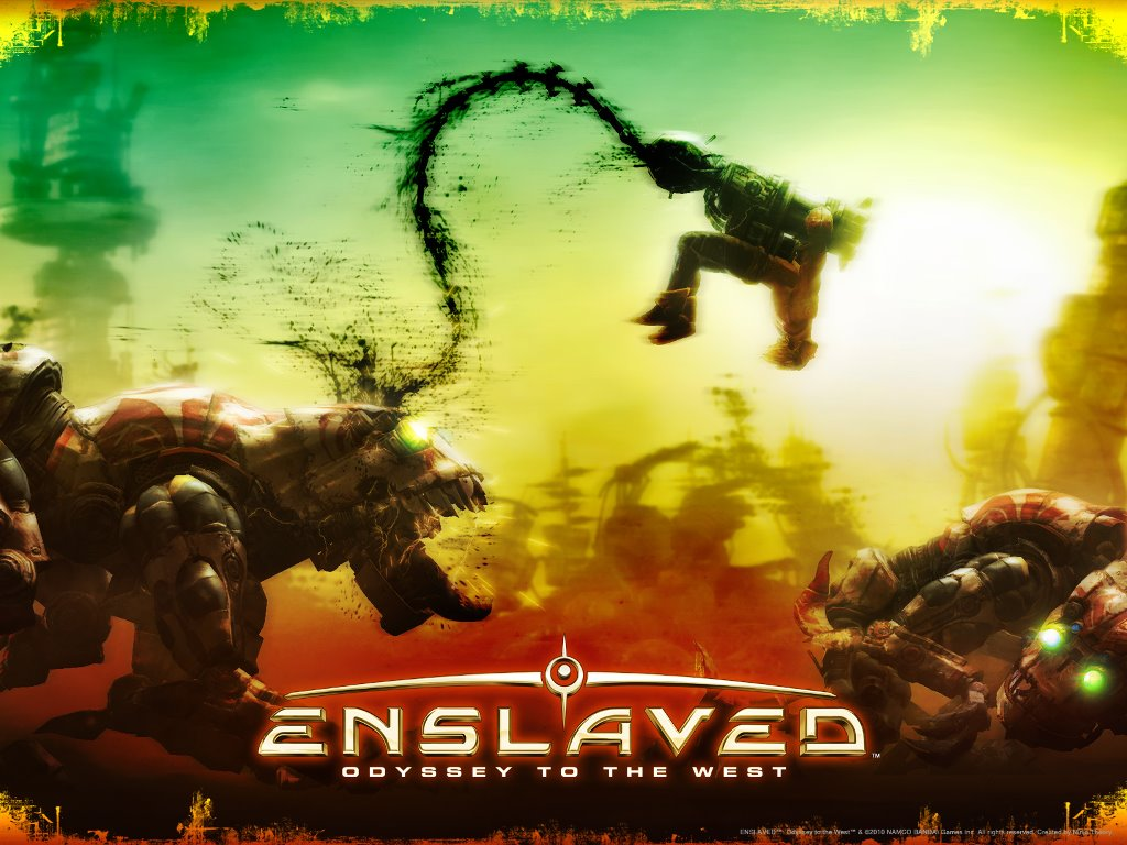 Games Wallpaper: Enslaved - Odyssey to the West