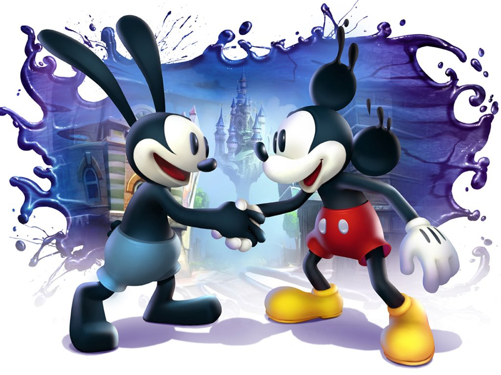 Games Wallpaper: Epic Mickey 2 - The Power of Two