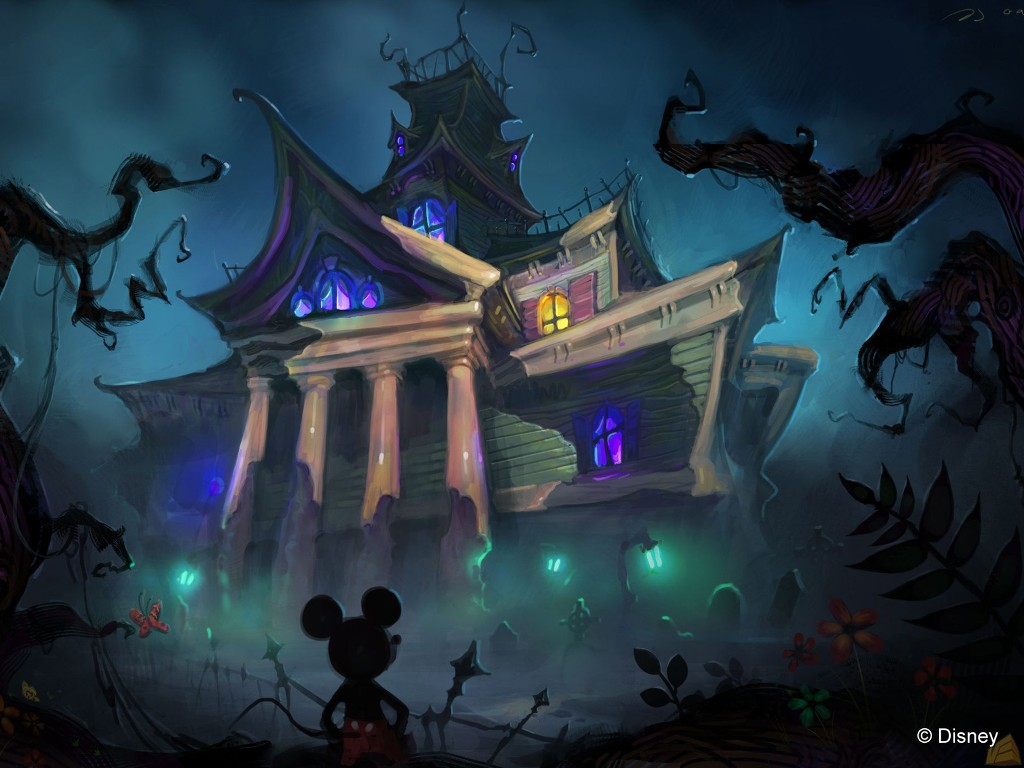 Games Wallpaper: Epic Mickey