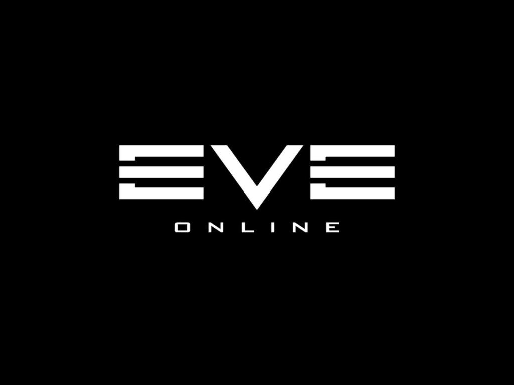 Games Wallpaper: EVE Online - Logo
