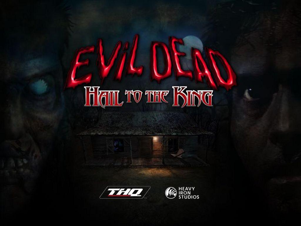 Games Wallpaper: Evil Dead - Hail to the King