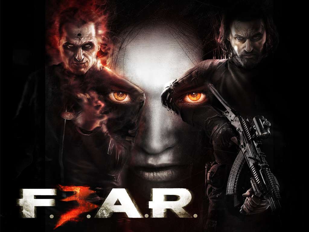 Games Wallpaper: F3AR
