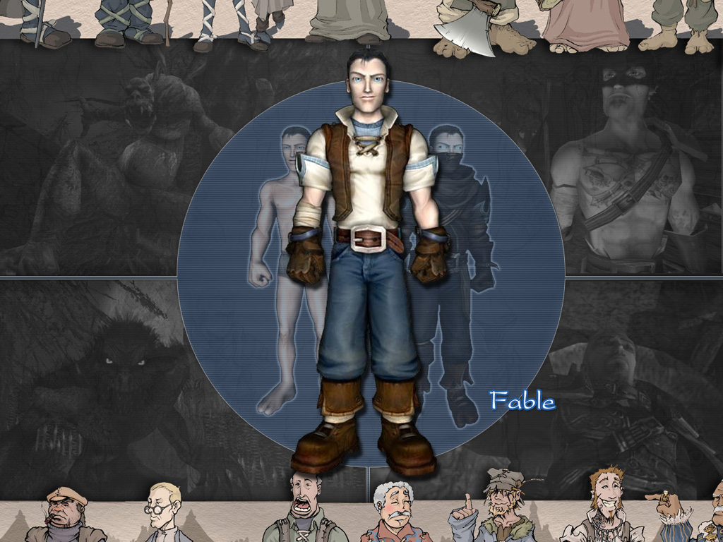 Games Wallpaper: Fable