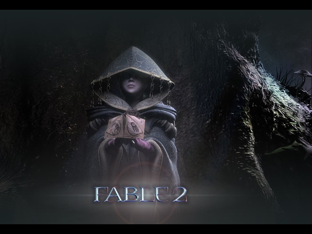 Games Wallpaper: Fable 2