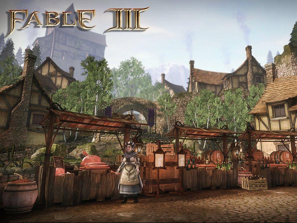 Games Wallpaper: Fable III