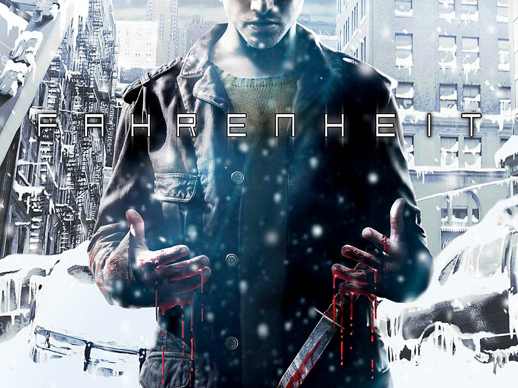 Games Wallpaper: Fahrenheit