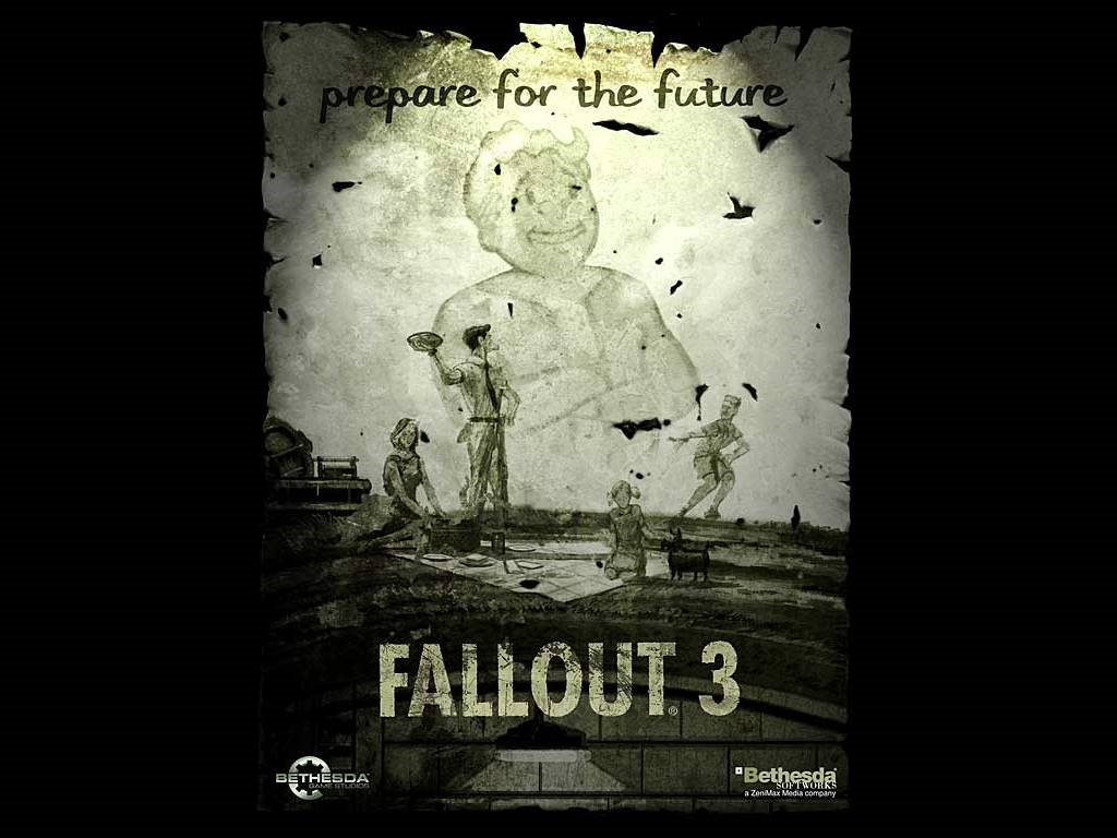 Games Wallpaper: Fallout 3