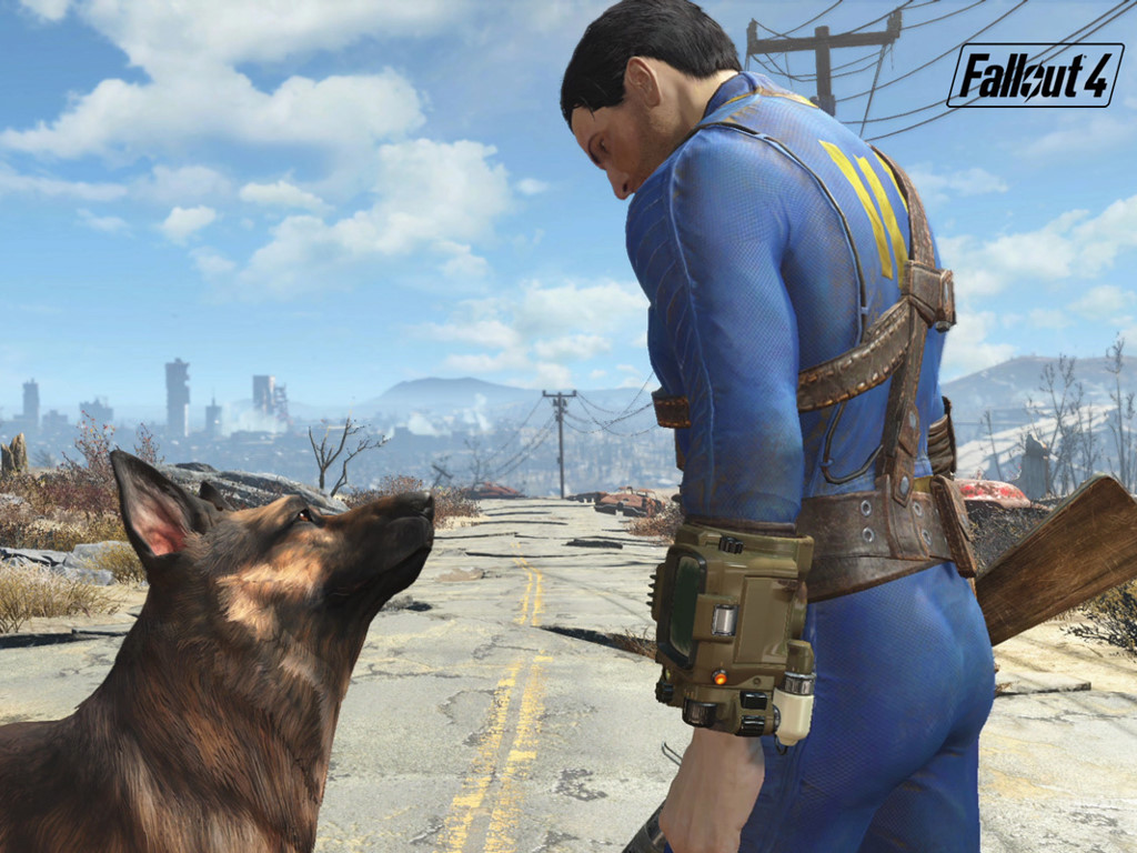 Games Wallpaper: Fallout 4