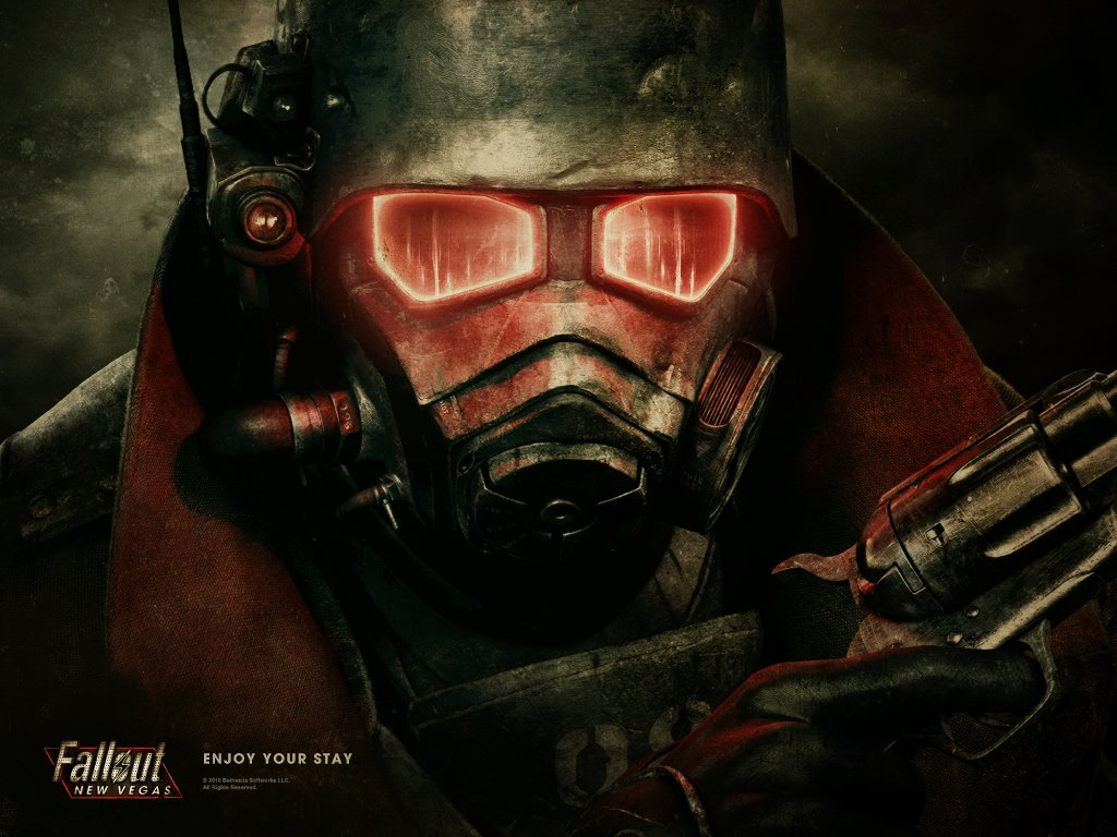 Games Wallpaper: Fallout New Vegas