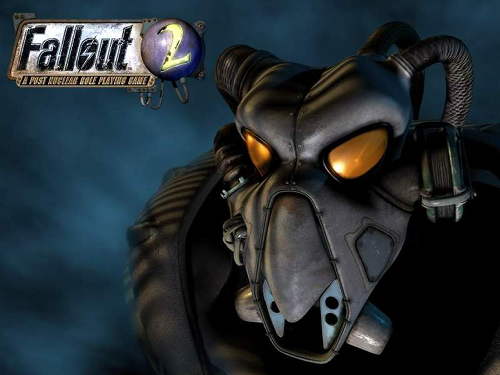 Games Wallpaper: Fallout 2