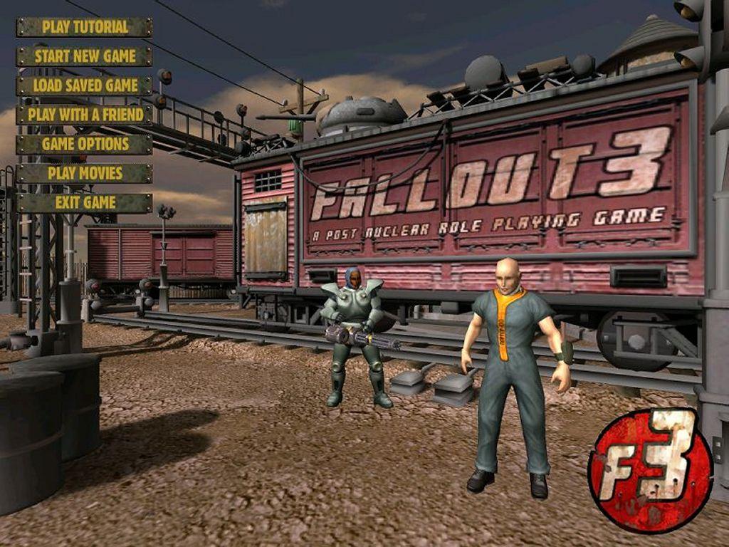 Games Wallpaper: Fallout 3 (Van Buren)