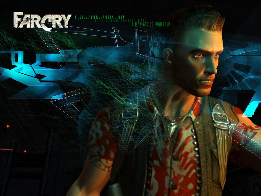Games Wallpaper: Far Cry