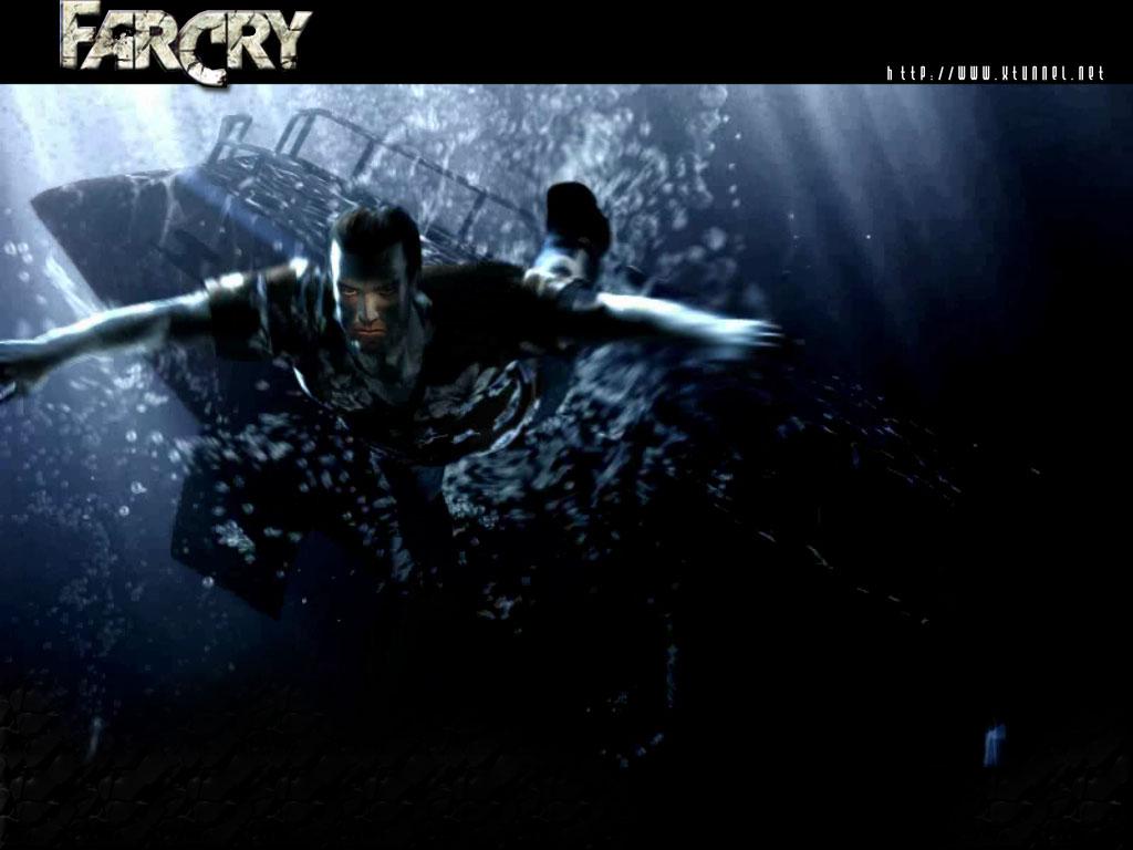 Games Wallpaper: FarCry