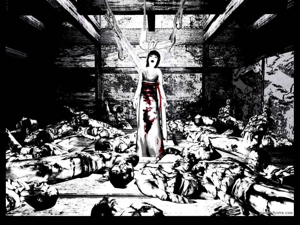 Games Wallpaper: Fatal Frame 2