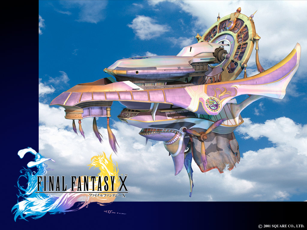 Games Wallpaper: Final Fantasy X