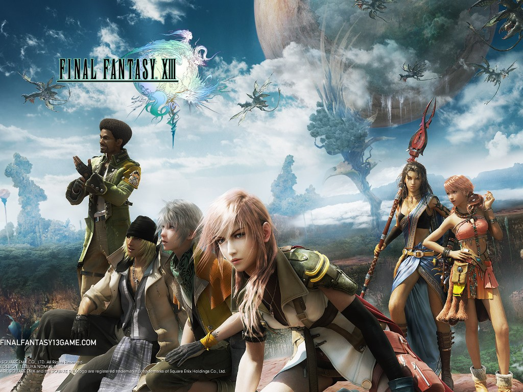 Games Wallpaper: FFXIII