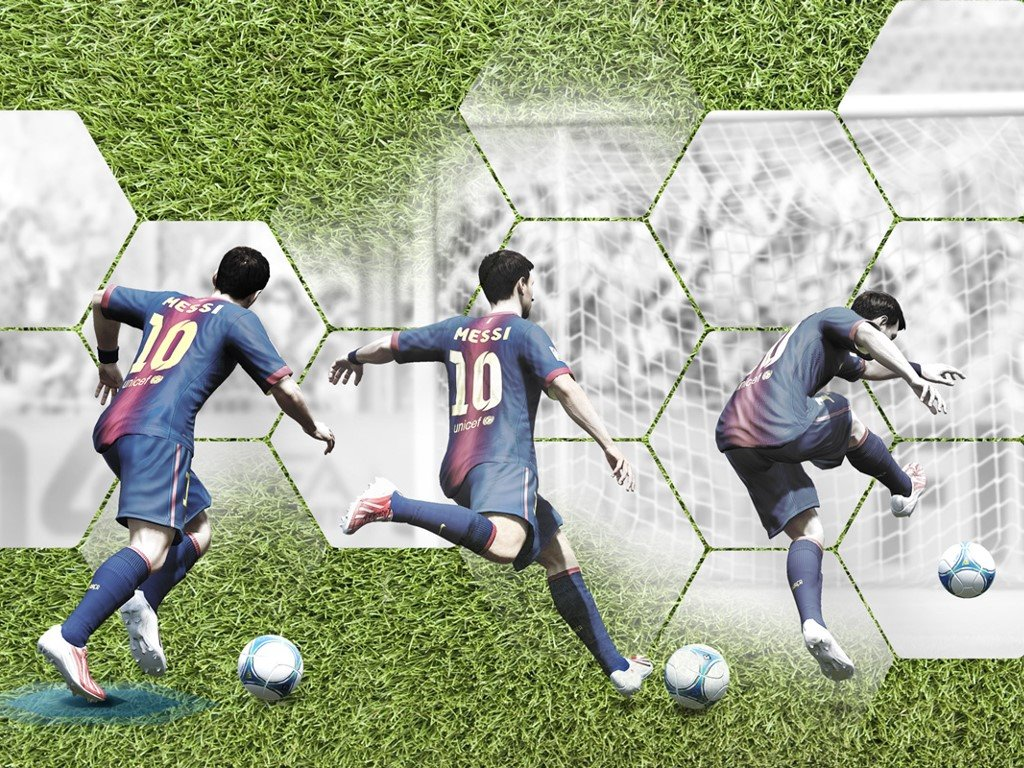 Games Wallpaper: FIFA 14