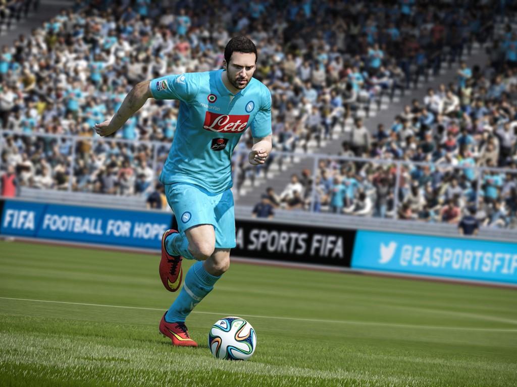 Games Wallpaper: FIFA 15