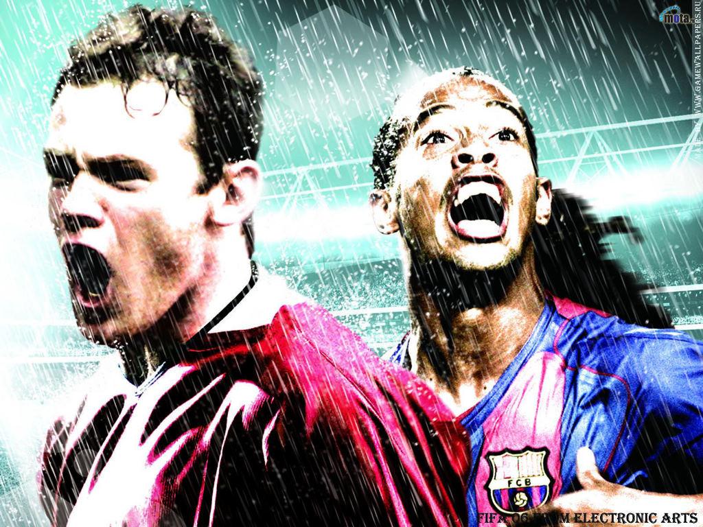 Games Wallpaper: FIFA 2006