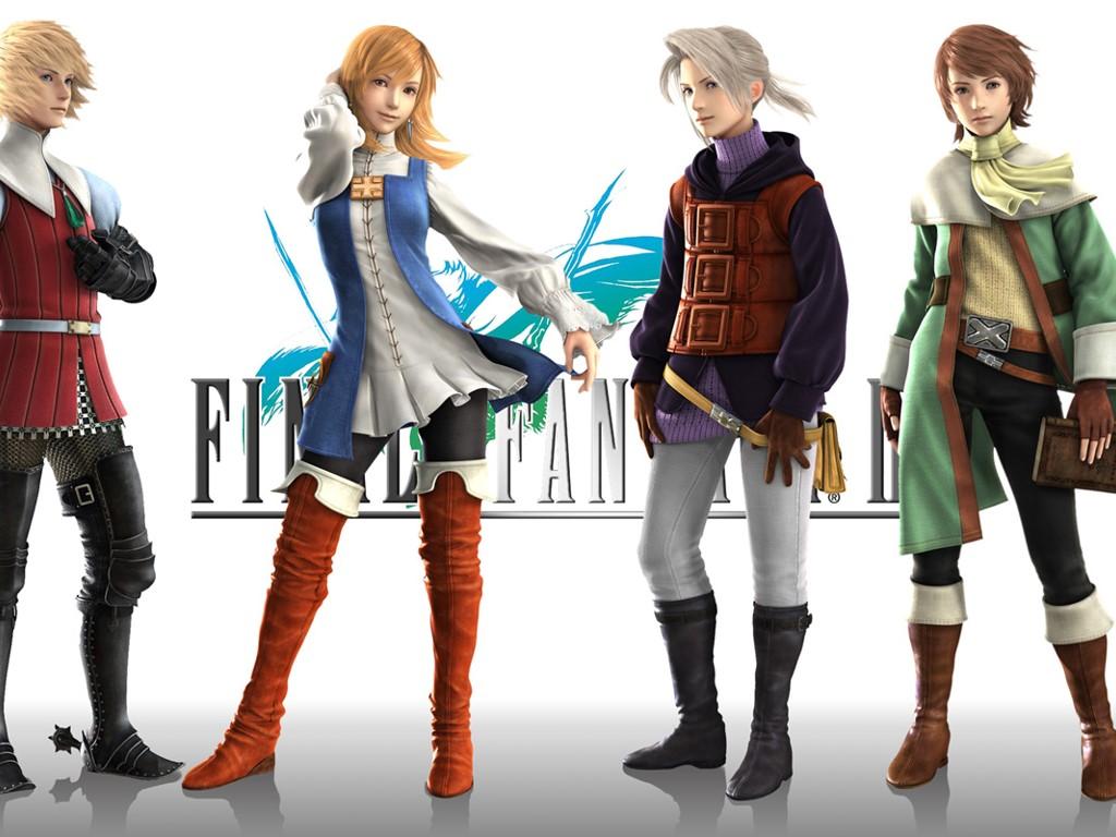 Games Wallpaper: Final Fantasy III