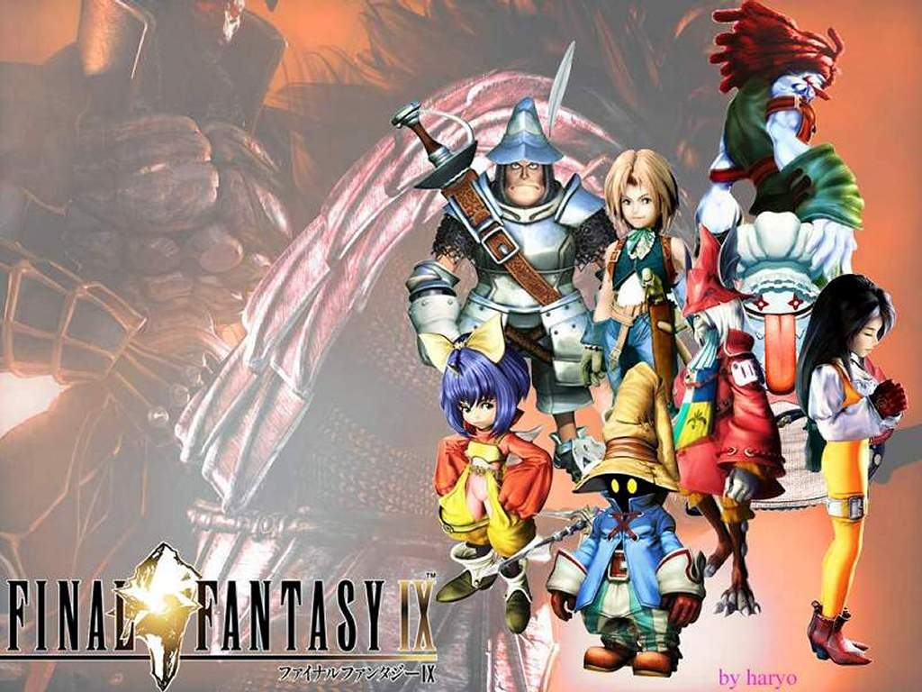 Games Wallpaper: Final Fantasy IX