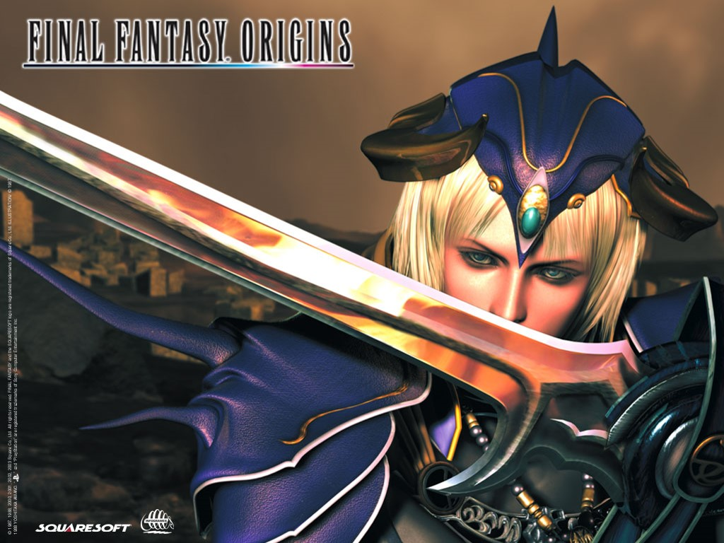 Games Wallpaper: Final Fantasy Origins