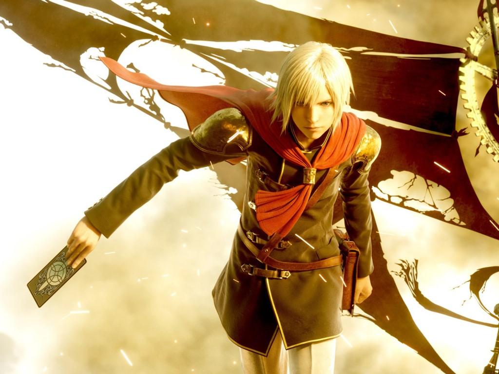 Games Wallpaper: Final Fantasy Type-0