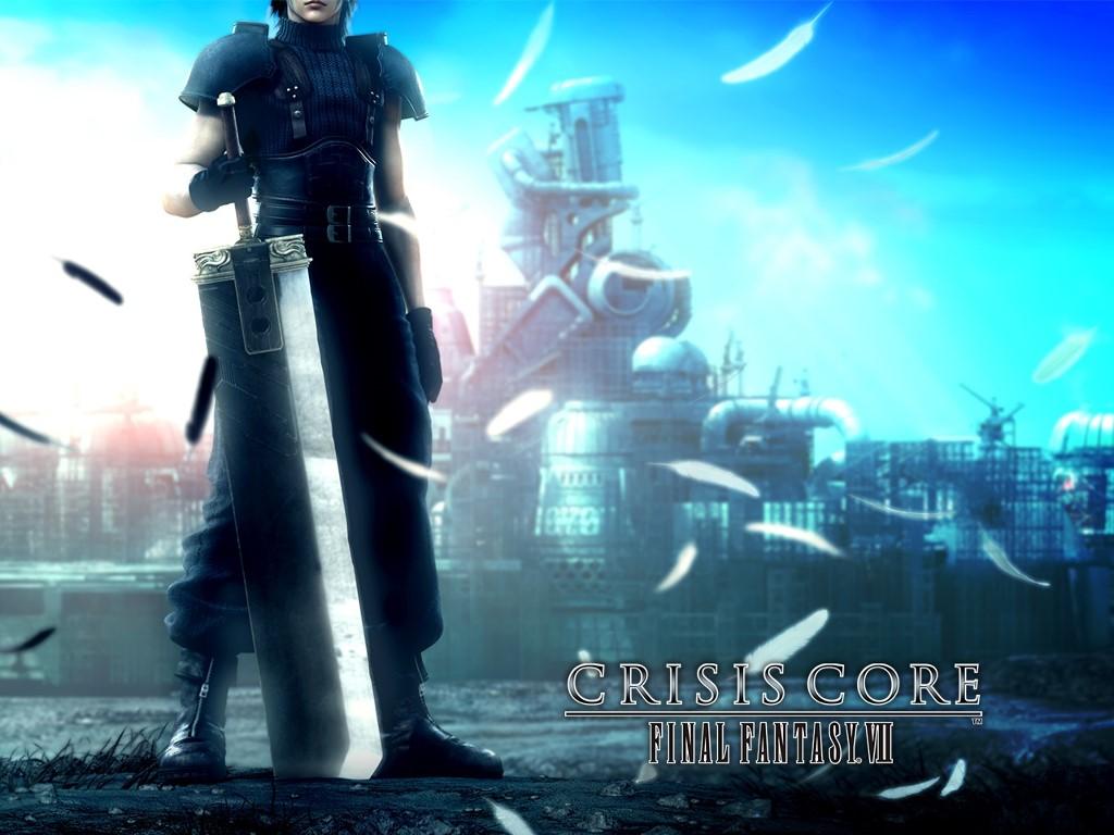Games Wallpaper: Final Fantasy VII - Crisis Core