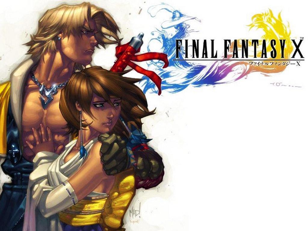 Games Wallpaper: Final Fantasy X