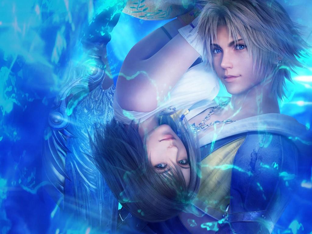 Games Wallpaper: Final Fantasy X-2