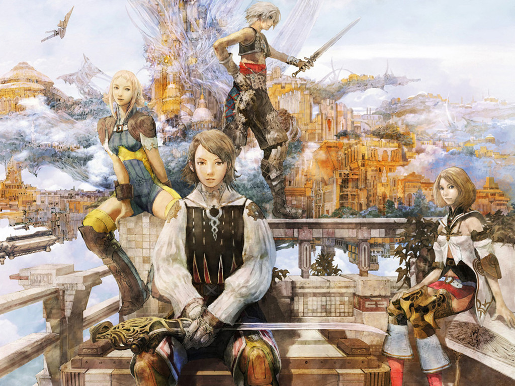 Games Wallpaper: Final Fantasy XII - The Zodiac Age
