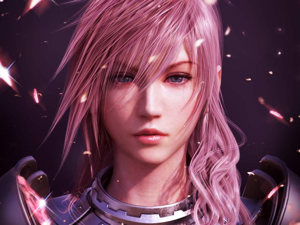Games Wallpaper: Final Fantasy XIII - Lightning