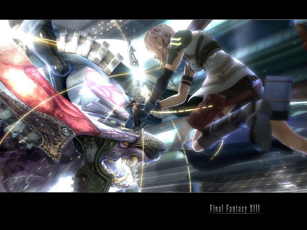 Games Wallpaper: Final Fantasy XIII