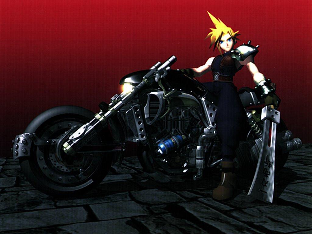 Games Wallpaper: Final Fantasy VII