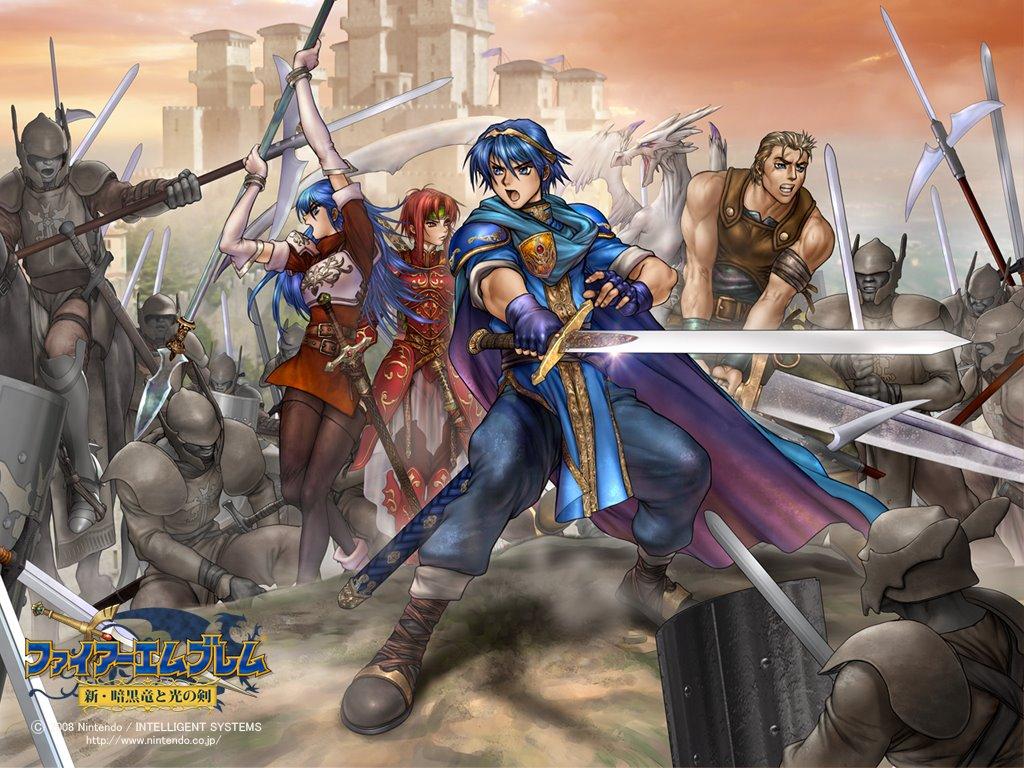 Games Wallpaper: Fire Emblem
