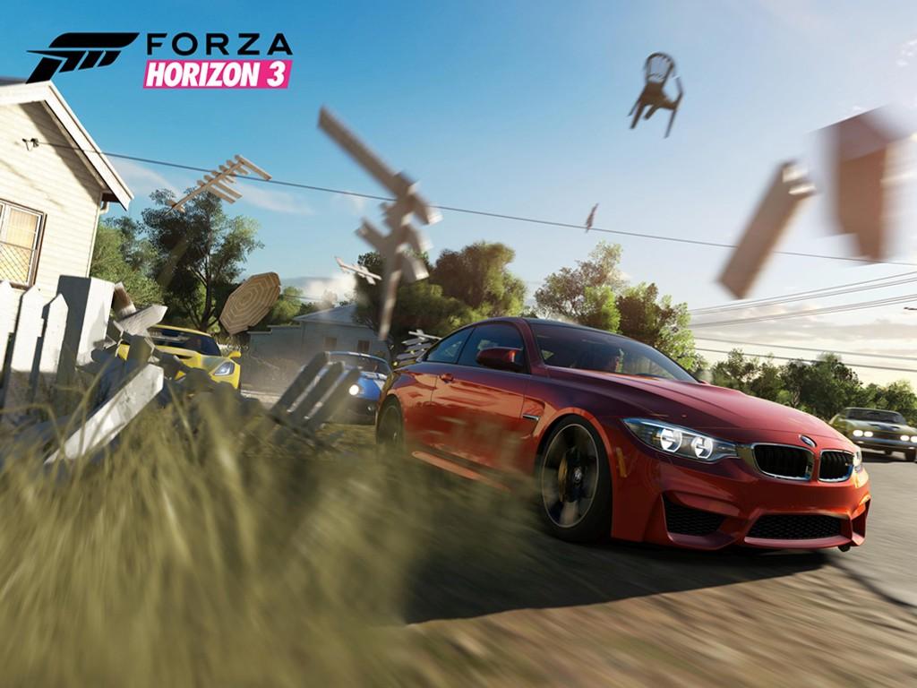 Games Wallpaper: Forza Horizon 3