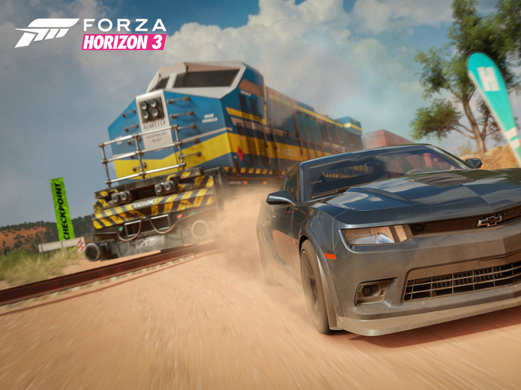 Games Wallpaper: Forza Horizon 3