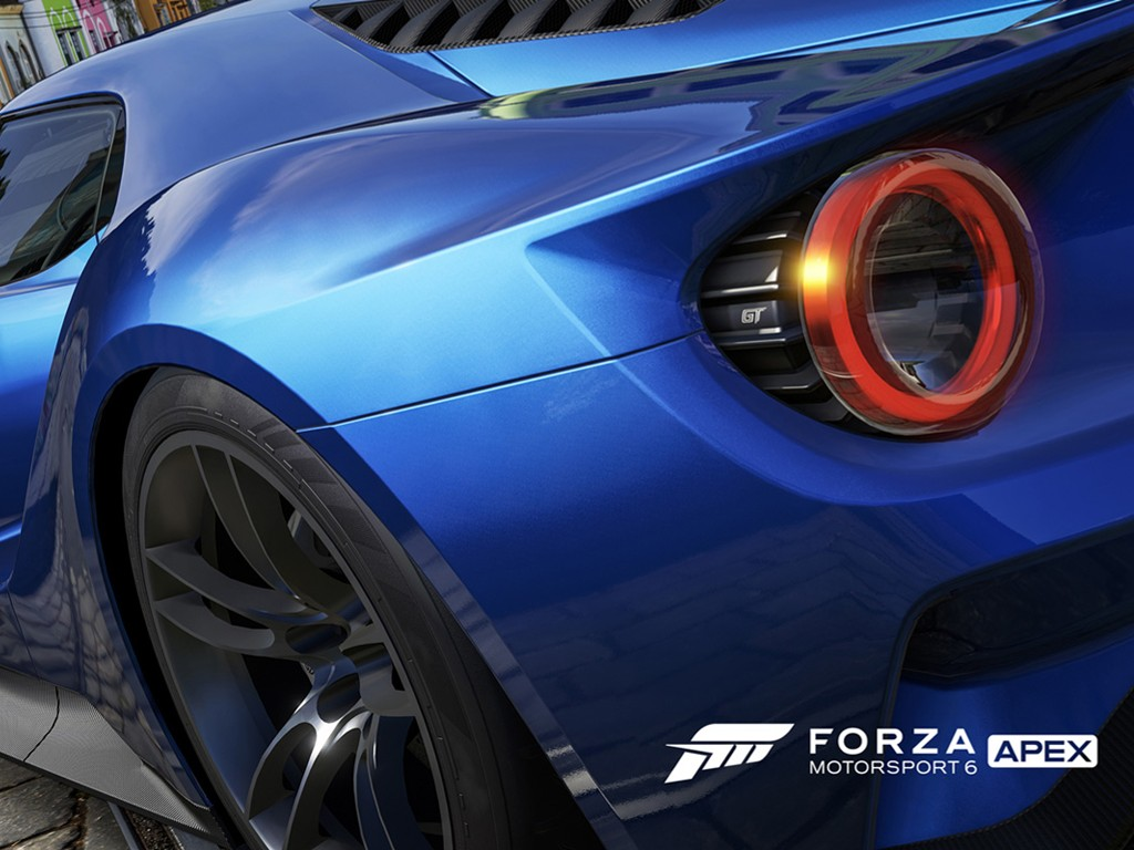 Games Wallpaper: Forza Motorsport 6 Apex