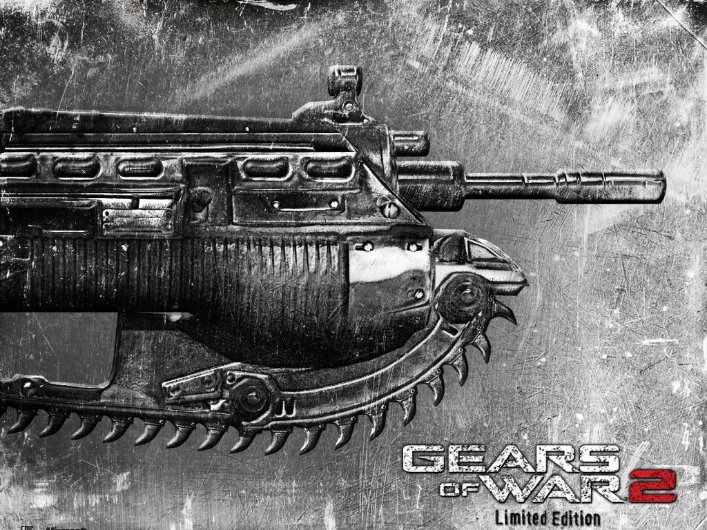 Games Wallpaper: Gears of War 2