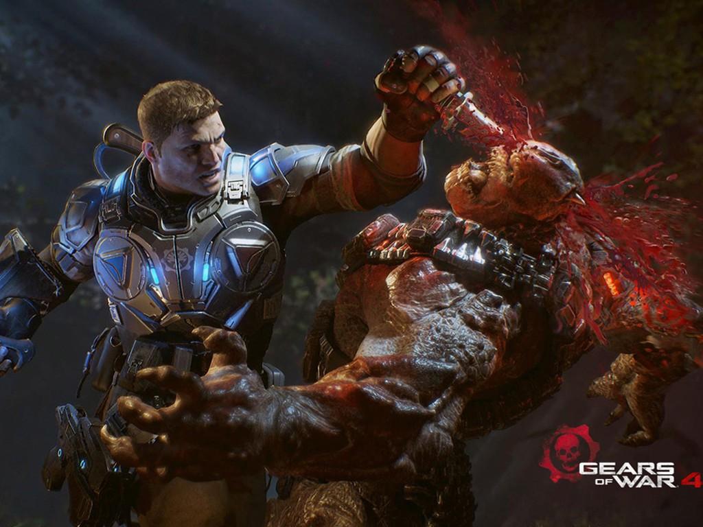Games Wallpaper: Gears of War 4